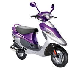 Scooty Pept violet